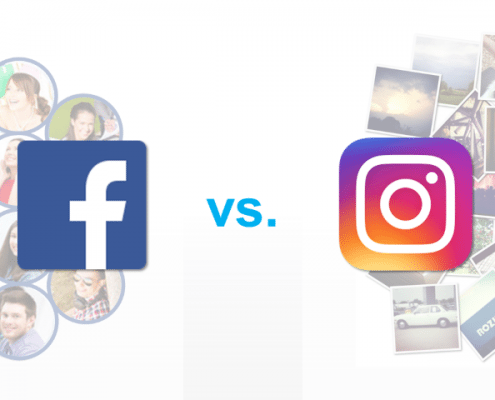 FB vs. INSTAGRAM