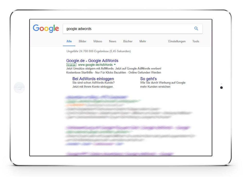 Google Adwords (SEM) und SEO | UPON GmbH Online Marketing