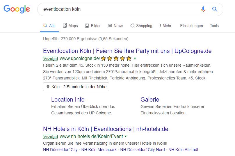 Googleanzeigen