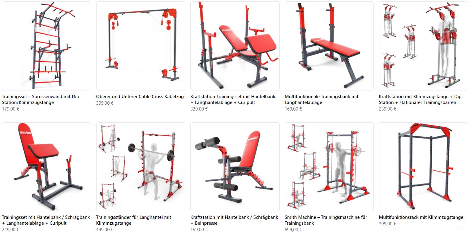 K Sport Deutschland Facebook Shop Produkte