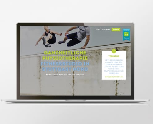 Neonorth Physiotherpaie Web