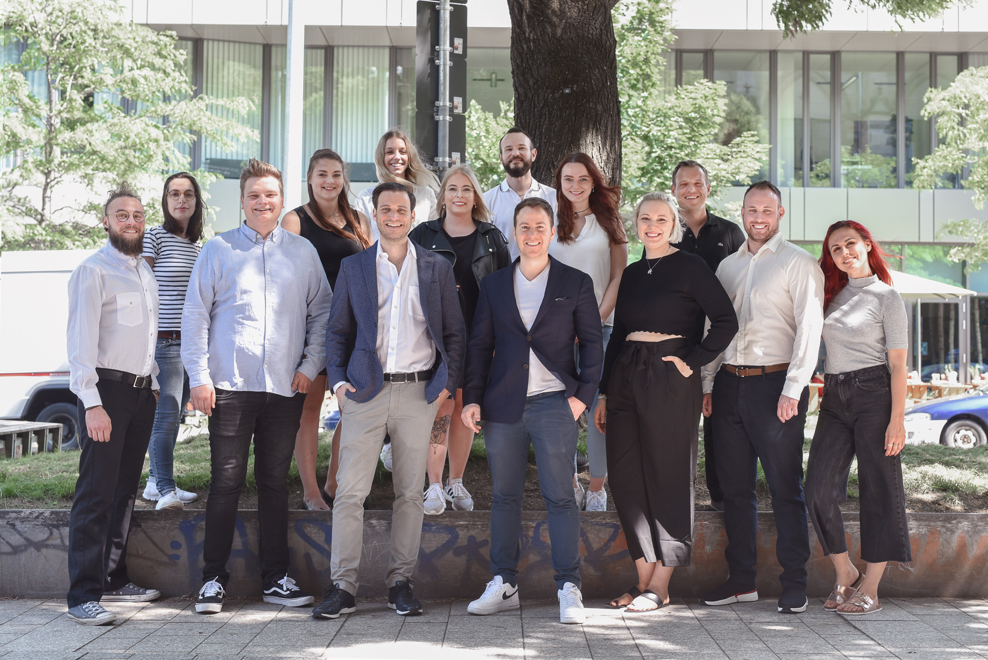 Online Marketing Team 2019