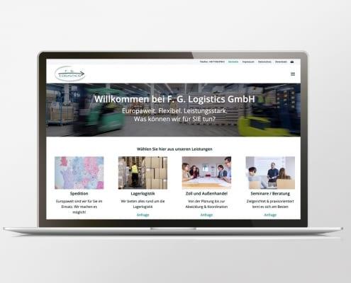 Portfolio FG Logistics