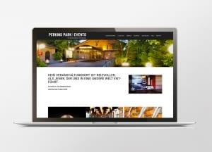 Portfolio Perkins Park Events