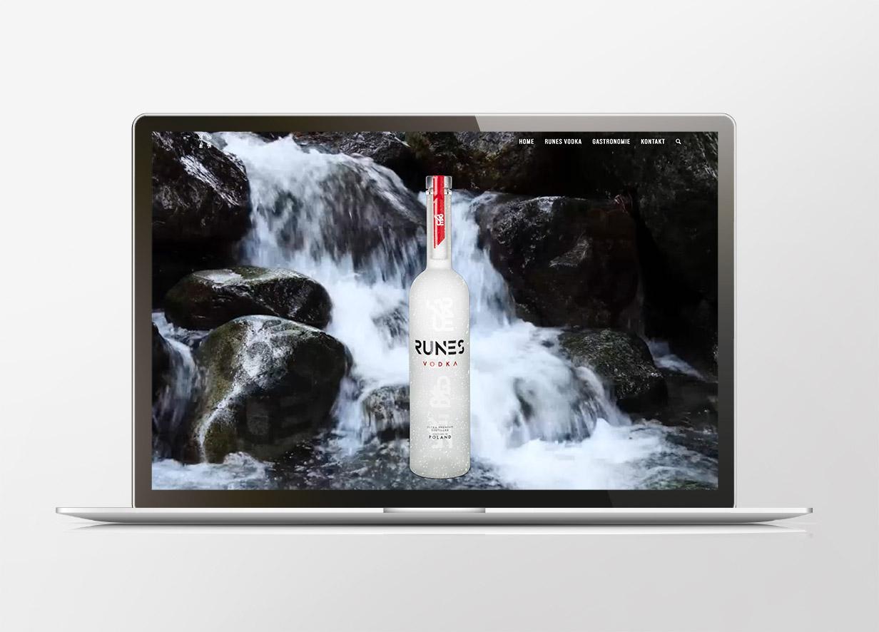 Portfolio Runes Vodka