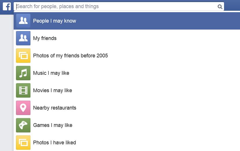 Social Graph Search