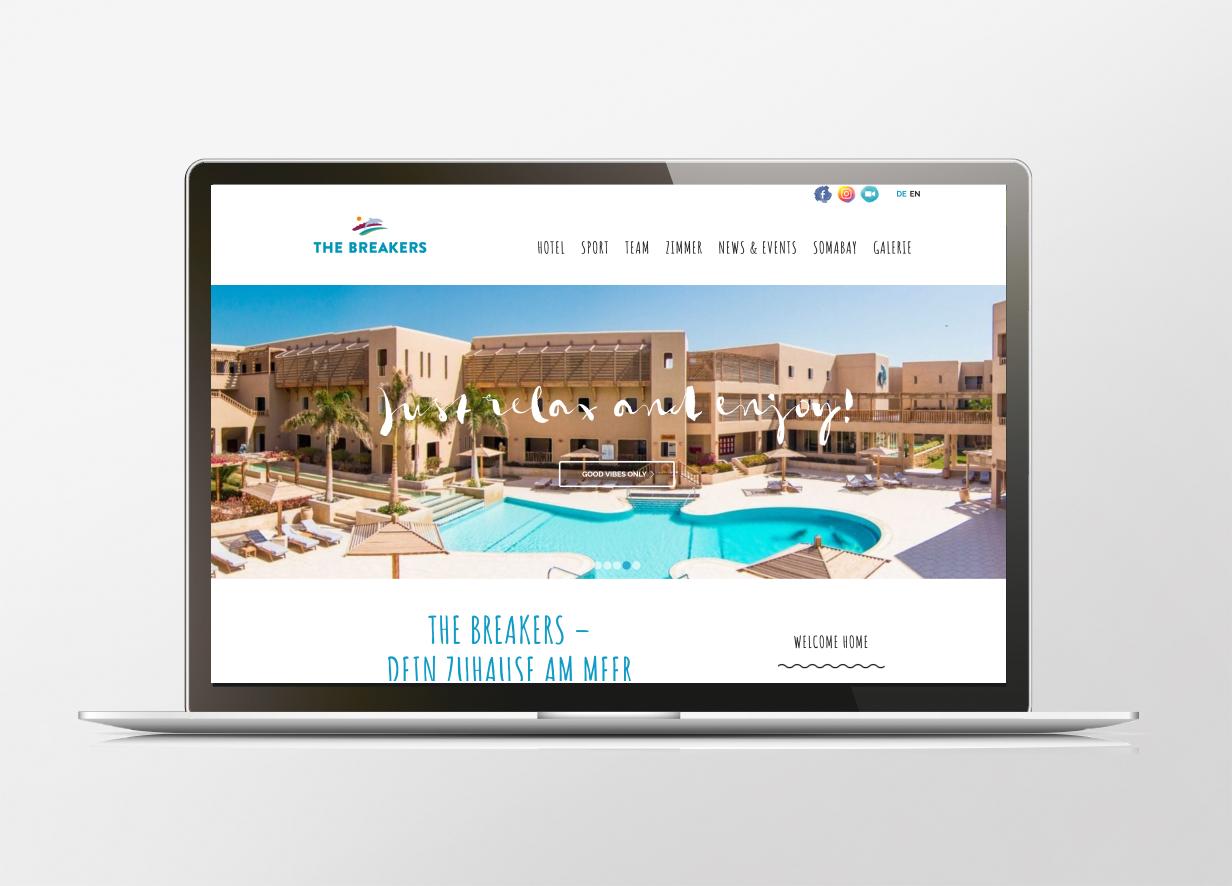 The Breakers Website