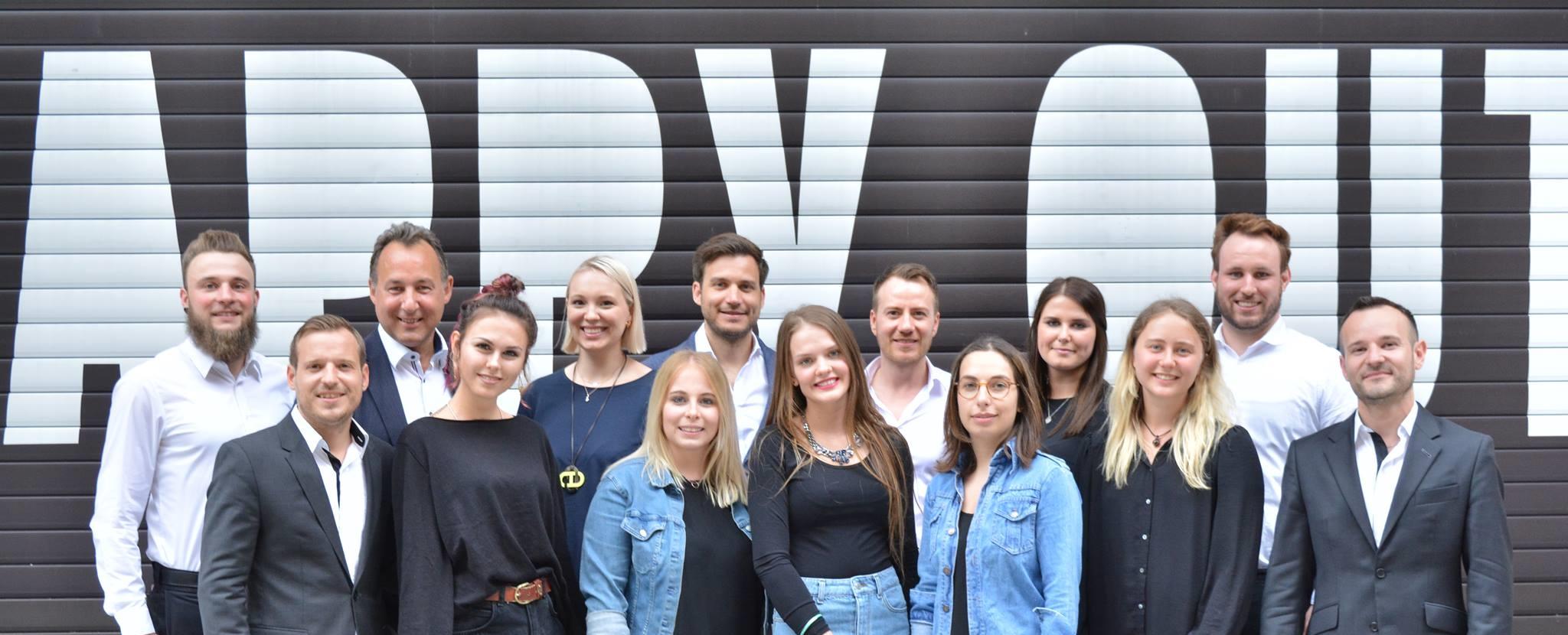 UPON GmbH 2017 Onlinemarketing Team