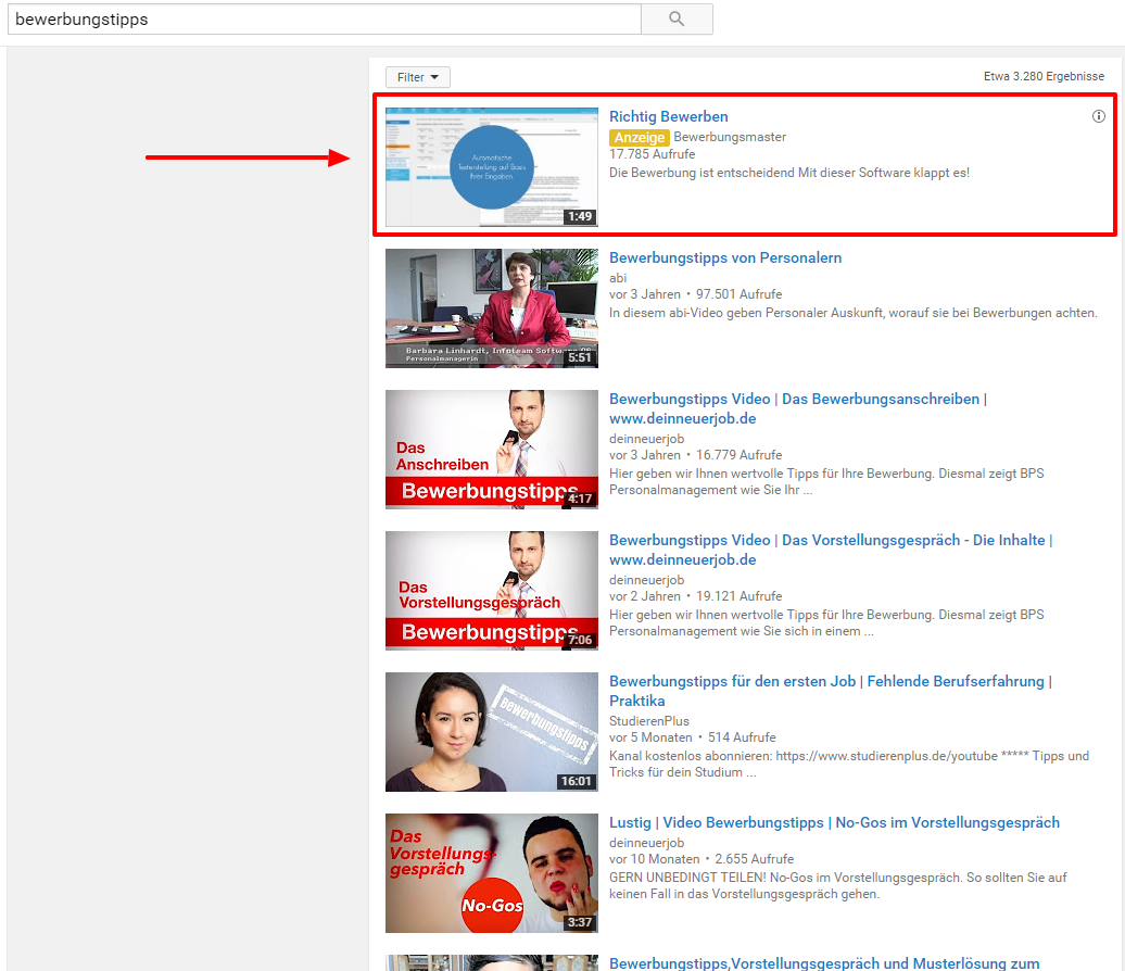 Youtube Werbung (1)