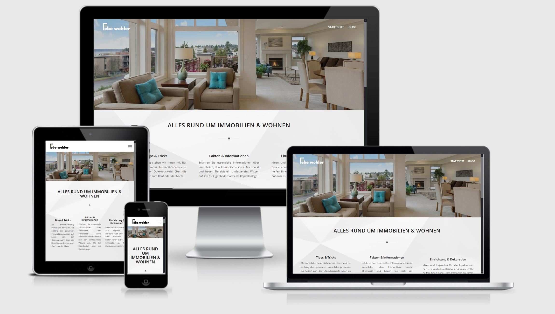 lebewohler.de Immobilien Blog und Wohnen